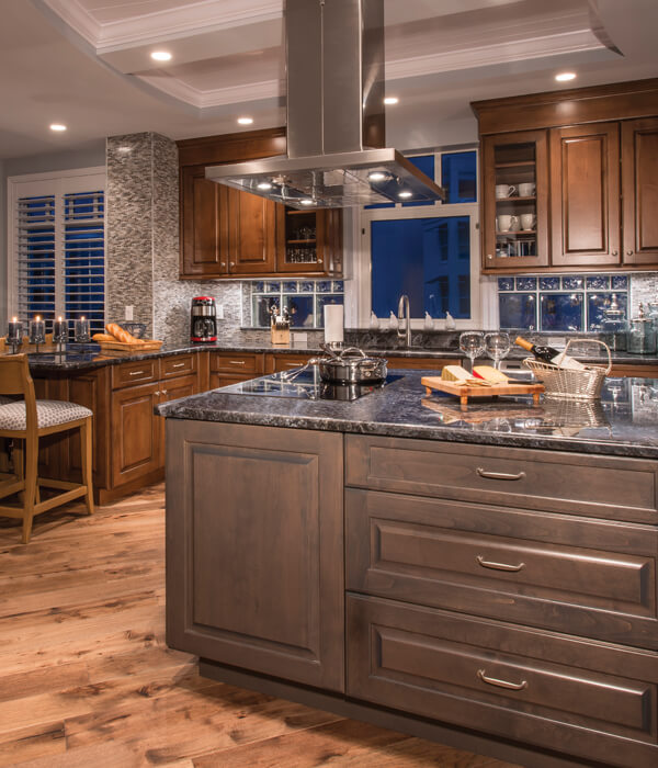 Allure Cabinetry Showroom